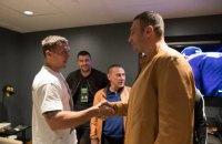 Віталій Кличко особисто підтримає Усика в Лондоні