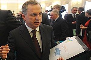 """Колесников о Луценко: """"желаю, чтобы он достойно себя защитил"""""""