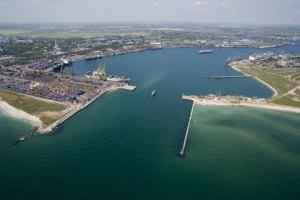 В Іллічівському порту будують пірс, який може перешкодити його розвитку