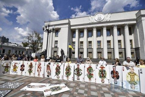 Без надежды на справедливость. Для чего в Украине (не) могут принять закон о военных преступлениях