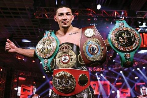 Победитель Ломаченко стал лучшим боксером года по версии The Ring