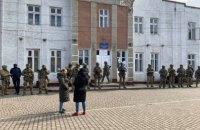 СБУ та Нацполіція взяли під охорону 87-му ОВК на Франківщині