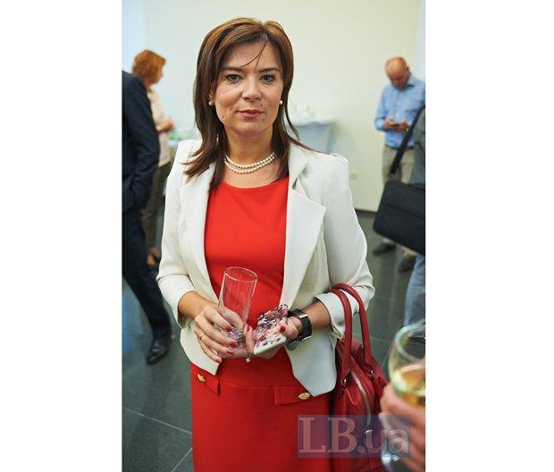 Татьяна Гавриш, почетный консул Германии в Харькове