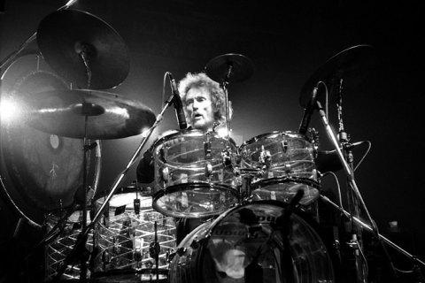 Барабанщик Cream Джинджер Бейкер умер в возрасте 80 лет