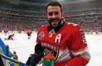 """Хокеїст """"Флориди Пантерс"""" втратив 9 зубів після влучення шайби в обличчя, попутно встановивши рекорд сезону в НХЛ"""