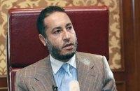 В интернете появилось видео избиения сына Каддафи в тюрьме