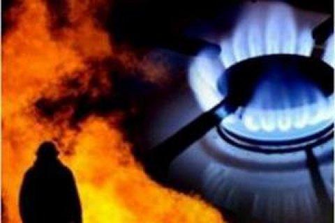 При взрыве газа в поселке вблизи Краматорска пострадал хозяин дома