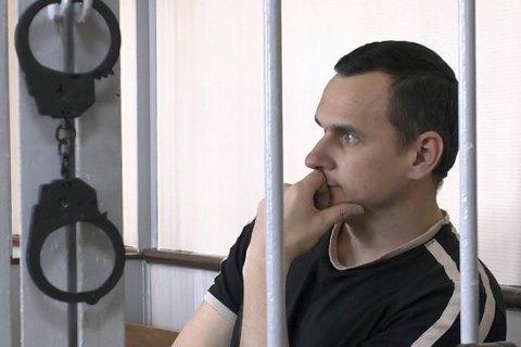 Сенцова перевели в штрафной изолятор, - сестра режиссера