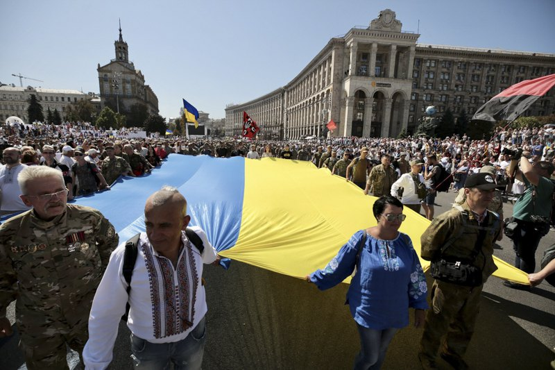 Святкування Дня Незалежності у Києві, 2019 р