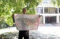 Крымскотатарский активист Караметов вышел на свободу