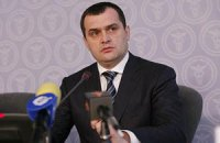 Журналистам показали видеозапись вымогательства денег у МВД