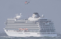 Біля берегів Норвегії затонуло судно з 1300 пасажирами на борту