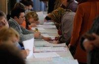 Явка виборців на 13:00 становила 23,56%