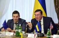 Луценко обсудил с руководителями иностранных дипмиссий борьбу с коррупцией