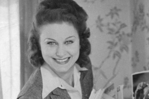 Немецкая актриса Марика Рекк оказалась советской разведчицей