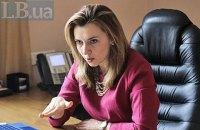 Торговый представитель Украины Микольская задекларировала 853 тыс. гривен доходов