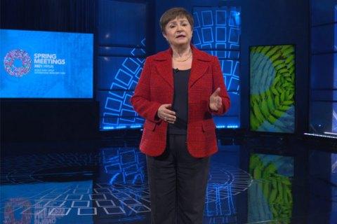 МВФ схвалив виділення рекордних $650 млрд на відновлення економіки, Україна отримає $2,7 млрд (оновлено)
