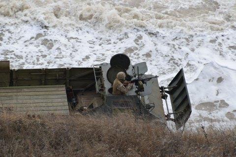 На Донбасі український військовий отримав тяжкі поранення