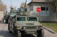 На Западе Украины начались плановые военные учения