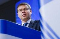 Вице-президент Еврокомиссии: большая коррупция в Украине тормозит реформы