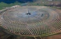 Во Франции запущена первая коммерческая солнечная электростанция
