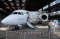У Росії виникли проблеми з випуском Ан-148 без України