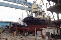 «Черноморский судостроительный завод» признан банкротом