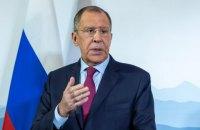 """Голова МЗС РФ поскаржився, що Порошенко """"відбився від рук"""" і не хоче йти на діалог з РФ"""