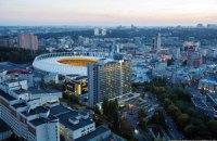 Азаров приказал построить в центре Киева каток и бассейн