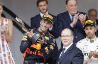 Без сенсації закінчилися перегони Гран-прі Монако у Формулі 1