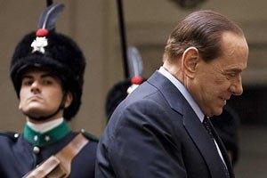В Италии бизнесмена обвинили в шантаже Берлускони