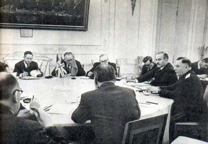 Московська конференція міністрів закордонних справ США, СРСР та Великої Британії (Жовтень 1943 р.)