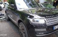 У центрі Львова митник на Range Rover збив поліцейського