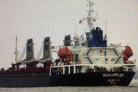 Україна заарештувала російське судно-земснаряд у справі про незаконний видобуток піску в Каркінітській затоці