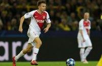 "Игрок ""Монако"" забил гол в матче чемпионата через 10 секунд после выхода на поле"