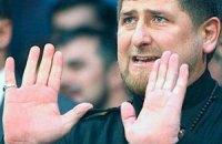 Кадыров назвал шуткой свое видео с Касьяновым на прицеле