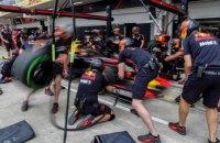 Red Bull установил новый рекорд Формулы-1 по скорости пит-стопа – 1,82 сек.
