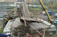 Названа новая дата открытия моста в Станице Луганской