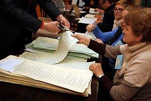 Оппозиционер выиграл на округе скандального регионала Мельника