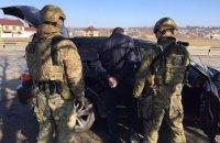 СБУ поймала группу торговцев оружием из зоны АТО