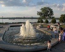 На благоустройство Днепропетровщины выделили на 15% больше средств