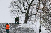 У ніч на середу в Києві очікується мокрий сніг, вдень до +3 градусів