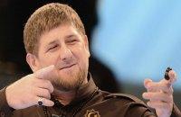 Facebook объяснил блокировку аккаунтов Кадырова