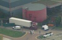 Возле Лондона нашли грузовик с 39 трупами (обновлено)
