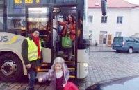 Автобус с россиянами попал во Франции в крупную аварию