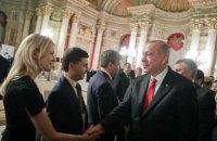 """Ердоган прийняв російську делегацію з кримськими """"депутатами"""" (оновлено)"""