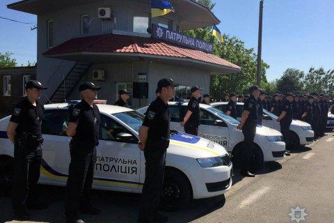 В Херсонской области запустили патрульную полицию Крыма и Севастополя