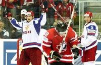 Россия обыграла Канаду на чемпионате мира по хоккею