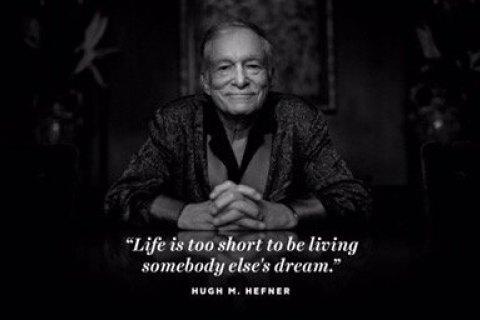 В США умер основатель журнала Playboy Хью Хефнер