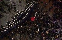 Поліція Стамбула розігнала жіночий марш, застосувавши сльозогінний газ